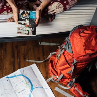 What to pack for backpacking in Europe