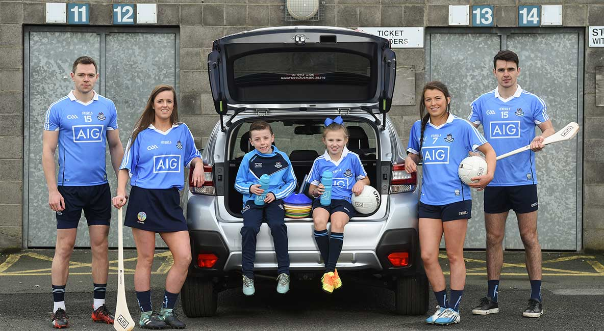 Dublin GAA AIG Season Launch 2018
