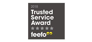Feefo Trusted Merchant