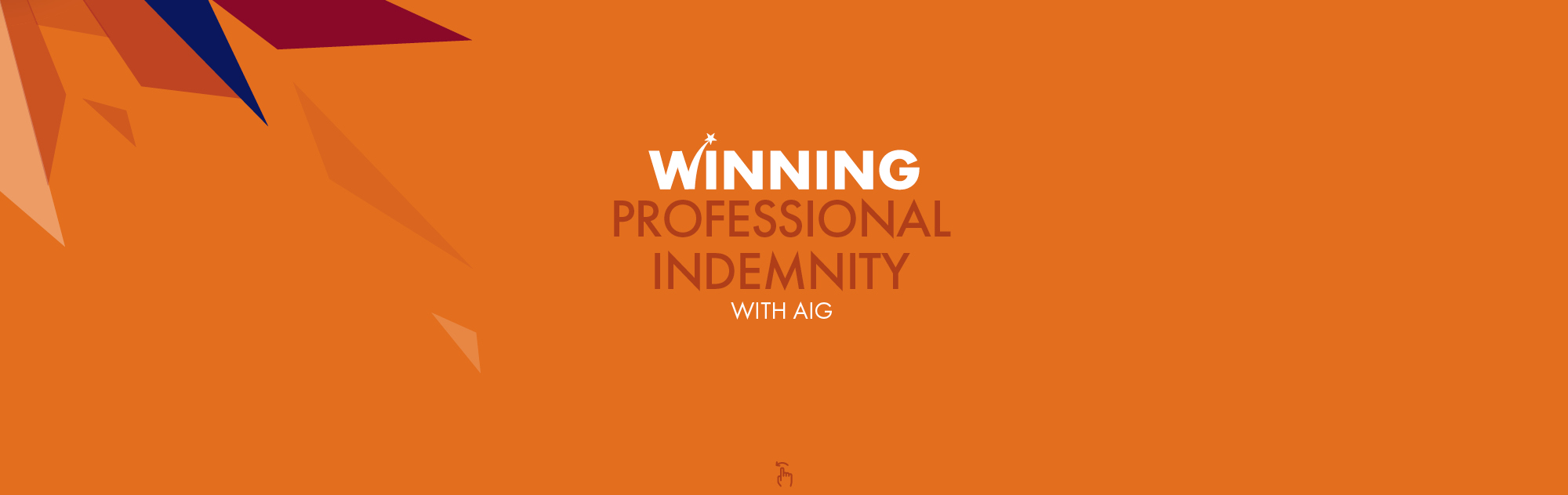 winning professional indemnity